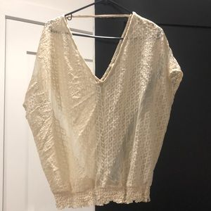 Guess size M top